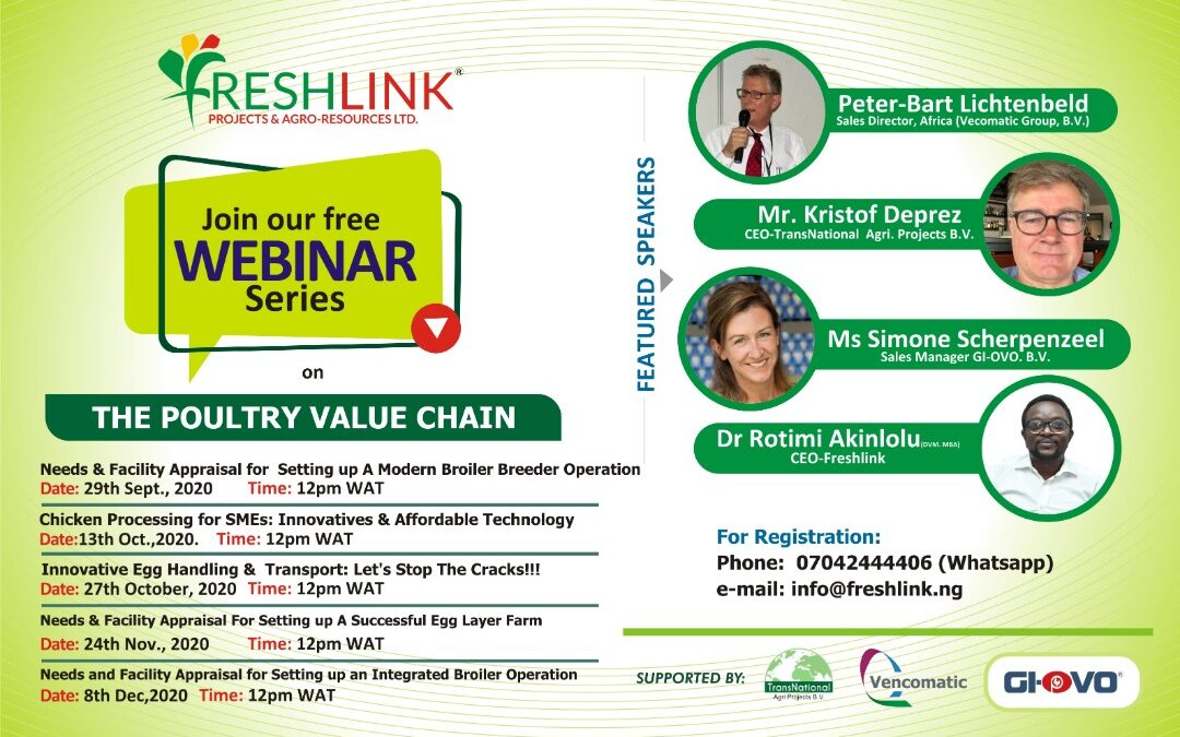 The Poultry Value Chain Webinar